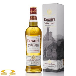 Whisky Dewar's White Label 0,7l