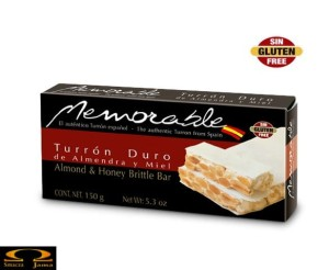 Turron Duro Memorable 150g