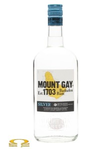 Rum Mount Gay Silver Barbados 0,7l