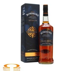 Whisky Bowmore Black Rock 1l