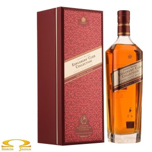 Whisky Johnnie Walker Explorer's Club Collection The Royal Route w kartoniku 1l