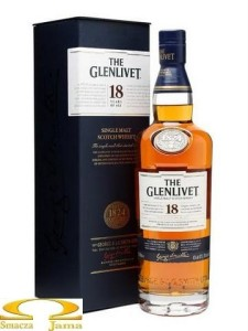 Whisky The Glenlivet 18yo 0,7l