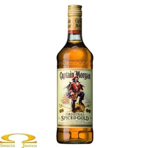 Rum Captain Morgan Original Spiced Gold 0,7l Karaiby