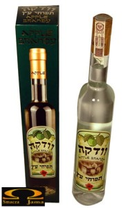 Brandy Kosher Apple 0,5l