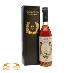 Brandy Villa Zarri 19 YO Vintage 1989 Full Proof 0,5l