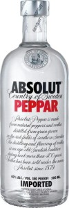 Wódka Absolut Peppar 40% 0,5l