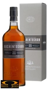 Whisky Auchentoshan Three Wood 0,7l