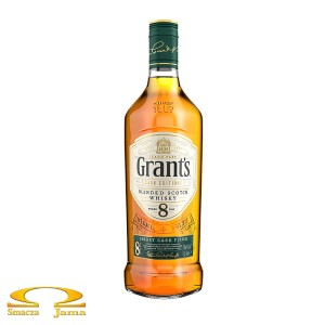 Whisky Grant's 8 YO Sherry Cask Finish 0,7l