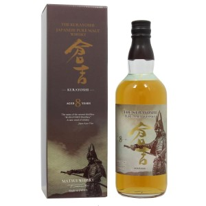Whisky The Kurayoshi 8YO 43% 0,7l