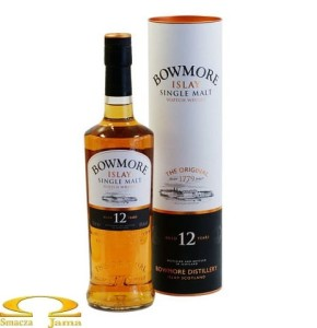 Whisky Bowmore 12 Years Old 0,7l