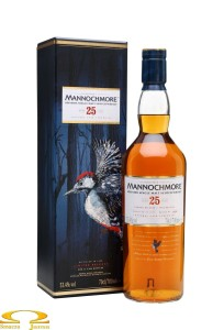 Whisky Mannochmore 25 YO 1990 0,7l - Special Release 2016