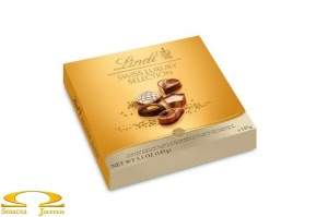 Bombonierka Lindt Swiss Luxury Selection 145g