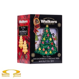 Ciastka Walkers Shortbread Christmas Tree 150g