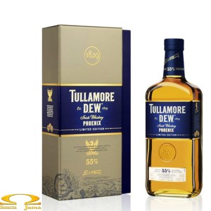 Whiskey Tullamore Dew Phoenix Limited Edition 55% 0,7l