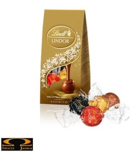 Lindt Lindor Assorted Bag 100g