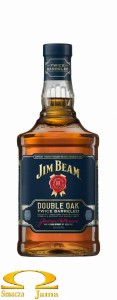 Burbon Jim Beam Double Oak Twice Barreled 0,7l