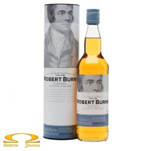 Whisky Robert Burns Blended 0,7l