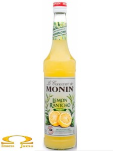 Koncentrat Rantcho Lemon MONIN 1l PET