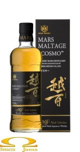 Whisky Mars Maltage Cosmo 0,7l