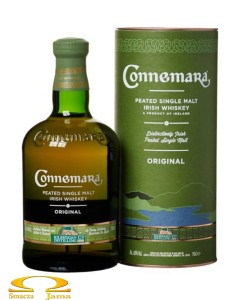 Whiskey Connemara Peated Single Malt 0,7l