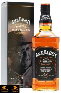 Whiskey Jack Daniel's Master Distiller Limited Edition No.3 1l