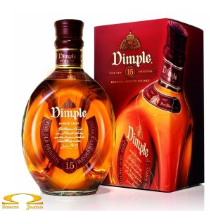 Whisky Dimple 15YO  0,7l
