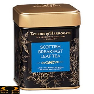 Herbata czarna sypana Taylors of Harrogate Scottish Breakfast 125g