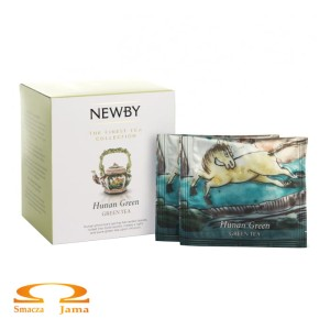 Herbata Newby Finest Tea Collection Hunan Green 37,5g