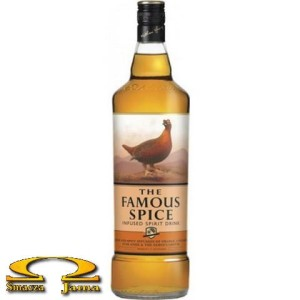 Whisky The Famous Spice 1l