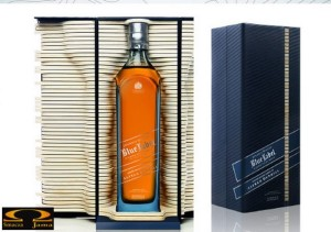 Whisky Johnnie Walker Blue Label Dunhill  0,7l