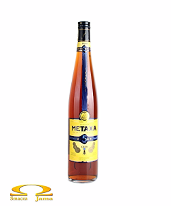 Brandy Metaxa 5* 3l