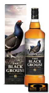 Whisky The Black Grouse 0,7l