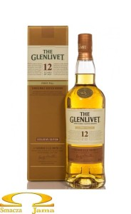 Whisky The Glenlivet 12 YO First Fill 0,7l
