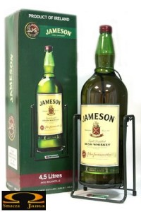 Whiskey Jameson 4,5l kołyska