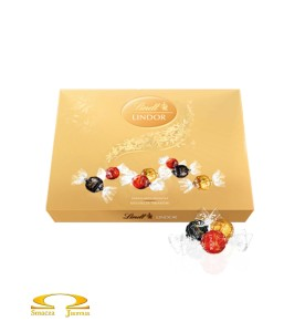 Bombonierka Lindt Lindor Assorted Box 250g