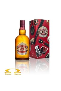 Whisky Chivas Regal 12yo  0,7l z puszką