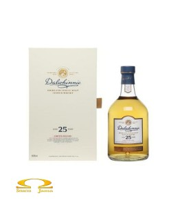 Whisky Dalwhinnie 25 YO 1989 Destilled 0,7l