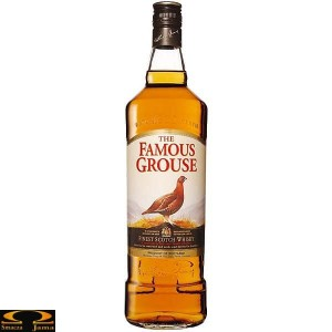 Whisky The Famous Grouse 0,7l