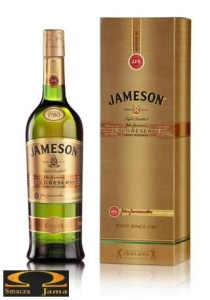 Whiskey Jameson Gold 0,7l