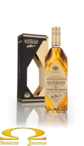 Whisky The Antiquary 21 YO 0,7l