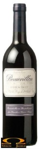 Wino Beauvillon Rouge Francja 1l
