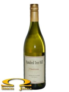 Wino Hundred Tree Hill Chardonnay Australia 0,75l