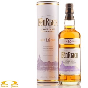 Whisky BenRiach 16YO 0,7l