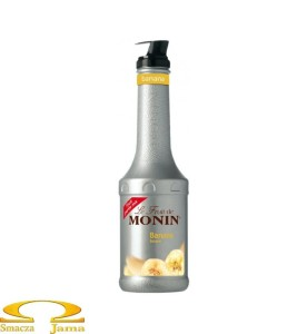 Puree Monin Banan 1l