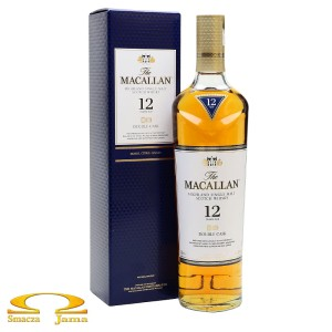 Whisky The Macallan 12 YO Double Cask 0,7l