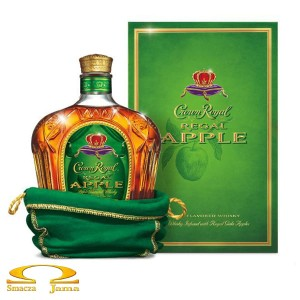Likier Crown Royal Apple 1l
