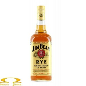 Whiskey Jim Beam Rye 0,7l