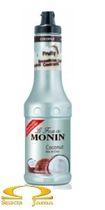 Puree Monin Coconut - Kokos 0.5l