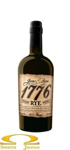 Bourbon 1776 James E. Pepper Rye 0,7l