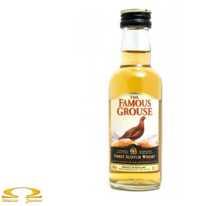 Miniaturka Whisky The Famous Grouse 0,05l